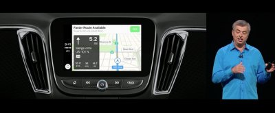 WWDC 2016 : Carplay getting smarter?
