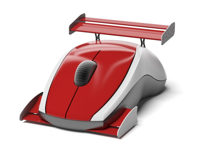 Make your mouse faster on Mac OS X