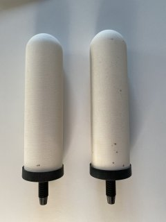 Doulton filters with mold
